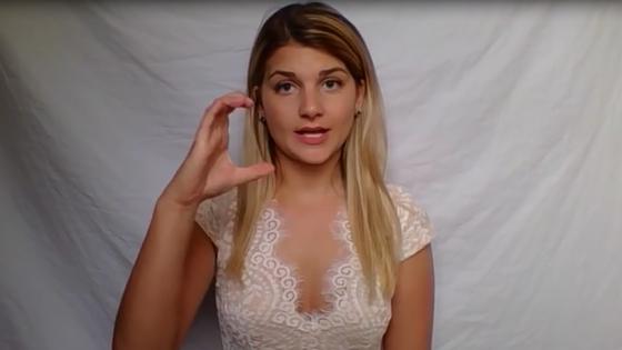 Elle chante en langage des signes pour son père sourd au Mariage