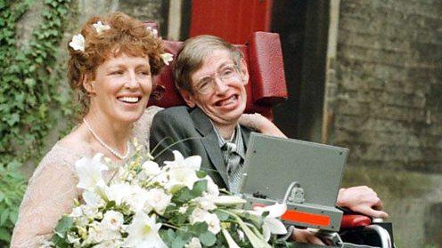 Stephen Hawking Mariage