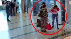 Une femme vend son bébé pour 40 euros dans un aéroport !