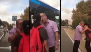 Un adolescent a manqué de respect à un chauffeur de bus Marseillais