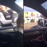 Un contrôle de police dégénère lors d'un cortège de mariage en France