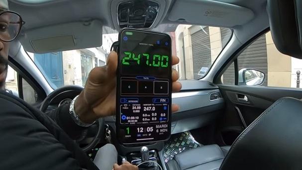 Un taxi clandestin demande 247 euros pour un trajet Roissy-Paris à des touristes