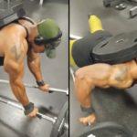 Les pompes avec des kilos dans le dos, c'est la musculation la plus difficile du monde