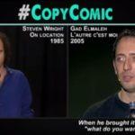 VIDÉO : CopyComic nous explique comment Gad Elmaleh fait ses Gaderies !