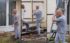 Marmande : Cet homme retrouve sa propriété dévastée par une locataire