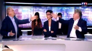 L'énorme dérapage de Gilbert Collard et Daniel Cohn-Bendit lors d'un débat des Européennes sur TF1