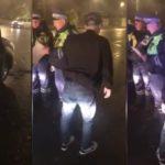 Ces policiers n'ont pas besoin de réaliser un contrôle d'alcoolémie à ce conducteur