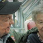 Un ancien combattant américain retrouve son amour de la jeunesse en Lorraine, 75 ans plus tard