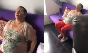 Cet homme réveille sa grand-mère pour un coup de fil