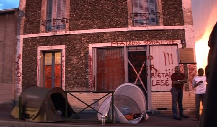 La nouvelle Mafia de squatteurs de logement en France