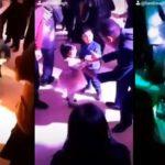 Un garçon s'amuse à danser quand un adulte vient lui voler sa partenaire !