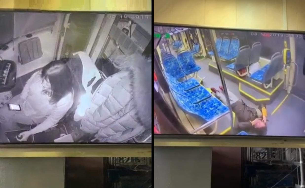 Elle conduit un tramway avec son téléphone au volant et provoque un accident