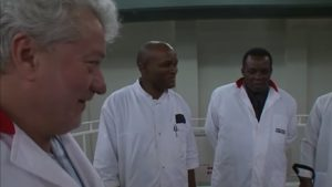 Kinshasa : La pire centrale nucléaire du monde