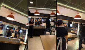 Meyzieu : Braquage McDonald's par deux jeunes