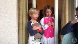 Un enregistrement de la radio pour affoler les enfants pendant le confinement