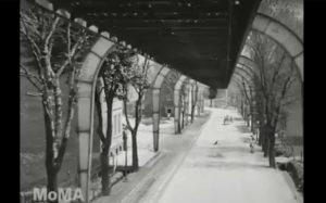 Une balade sur le train suspendu de Wuppertal en 1902