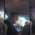 Uber: Une cliente refuse de quitter la voiture d'un chauffeur!