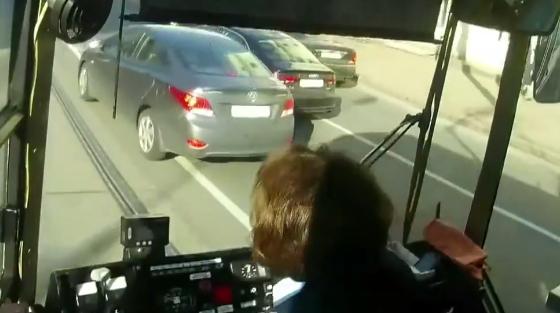 Pas facile tous les jours d'être conducteur de tramway