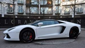 Il vend sa Lamborghini sur Le Bon Coin sous prétexte d'être victime d'un redressement fiscal