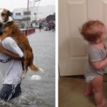 8 photos qui démontrent que les enfants peuvent sauver l'humanité