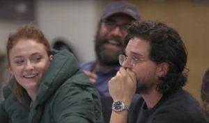 Kit Harington, réagit avec émotion à la mort de Daenerys au dernier épisode