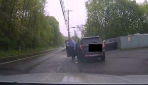 Un juge échapper à un contrôle routier