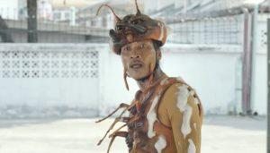 Une publicité d'insecticide anti termites à pulvériser 2019