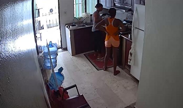 Une fuite de gaz dans la cuisine fait exploser le four