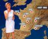 La fausse météo d'Évelyne Dhéliat pour 2050 devient déjà réalité