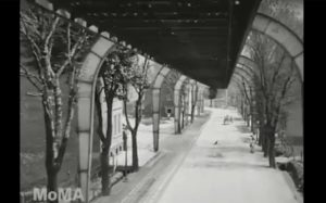 Une balade sur le train suspendu de Wuppertal en 1902