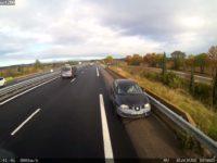 Gard: Un chauffeur routier stoppe une automobiliste qui roule à contresens